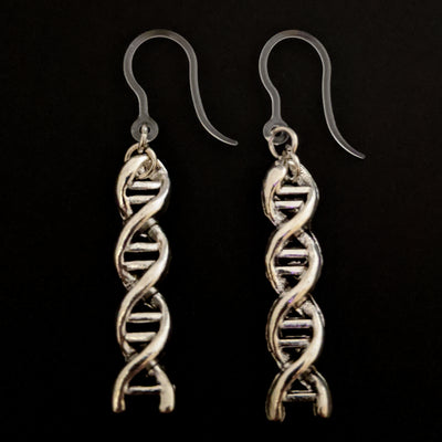 DNA Earrings (Dangles)