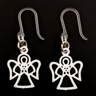 Angel Earrings (Dangles)
