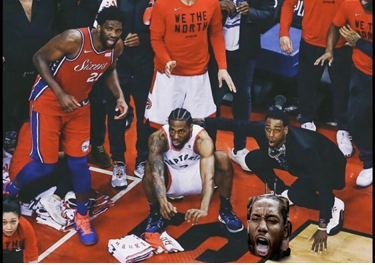 Kawhi Dropping the Hottest Album of Summer 2019