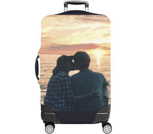 Custom Luggage Cover
