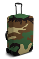 Camo - Luggage Cover/Suitcase Cover