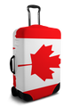 Canada Flag - Luggage Cover/Suitcase Cover