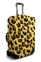 Cheetah luggage cover