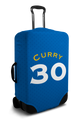 Stephen Curry Jersey - Luggage Cover/Suitcase Cover