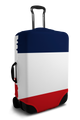 France Flag - Luggage Cover/Suitcase Cover