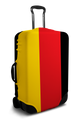 Germany Flag - Luggage Cover/Suitcase Cover