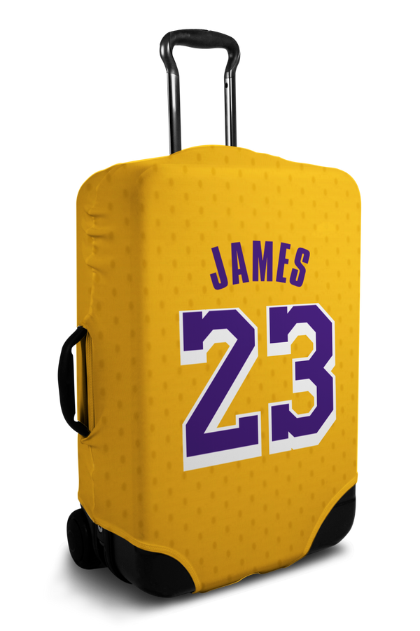 Lebron James Jersey suitcase cover