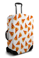 Pizza - Luggage Cover/Suitcase Cover
