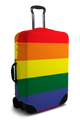 Pride Flag - Luggage Cover/Suitcase Cover