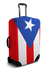 Puerto Rico Flag suitcase cover