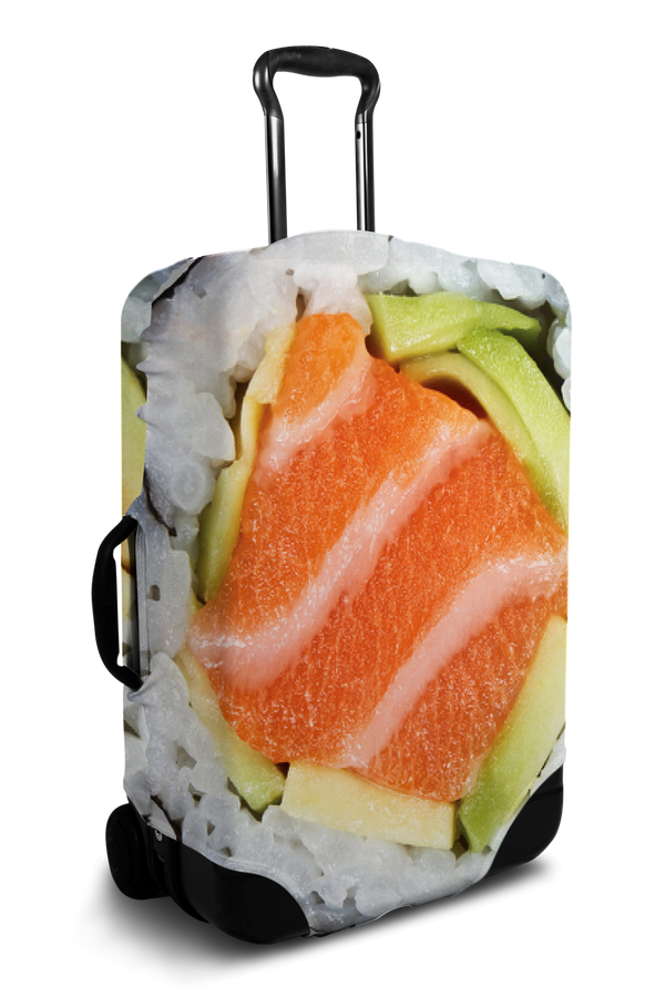 Sushi suitcase cover