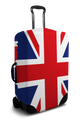 United Kingdom Flag - Luggage Cover/Suitcase Cover
