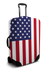 United States Flag luggage cover
