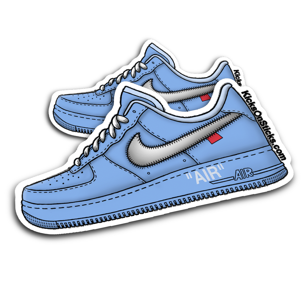 air force 1 stickers