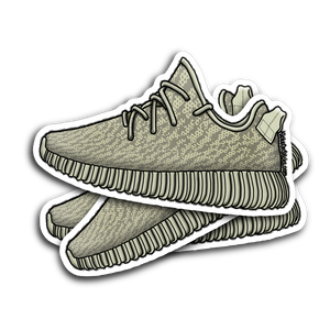 Episode 7 Adidas Yeezy Boost 350 Moonrock Real vs Fake