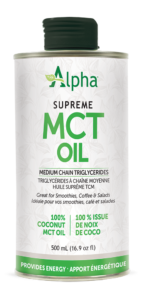 Alpha Supreme MCT Oil, 500ml