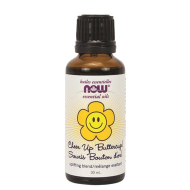 NOW Essential Oils, Cheer Up Buttercup! Blend, 30ml