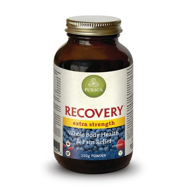 Purica, Recovery X-Strength, 150g powder