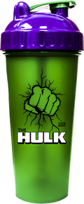 Hulk Superhero Protein Shaker Bottle