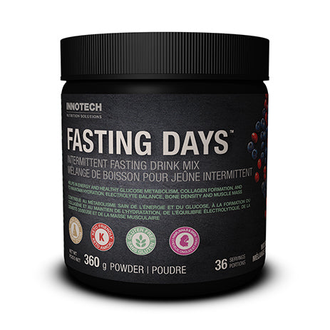 Innotech Nutrition, Fasting Days Intermittent Fasting Drink Mix, 360g