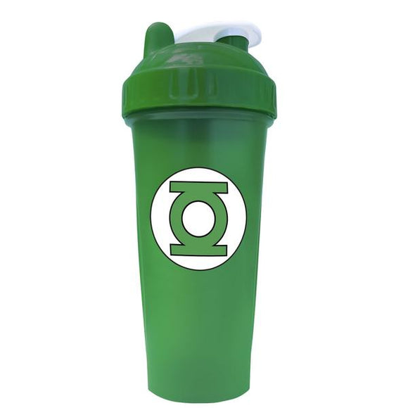 Green Lantern Superhero Protein Shaker Bottle