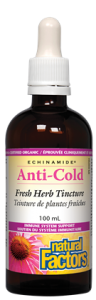 Natural Factors, Echinamide, Anti-Cold, 50 ml