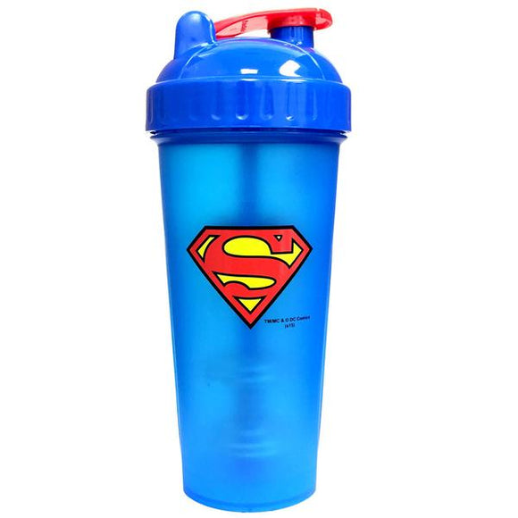 Superman Superhero Protein Shaker Bottle