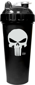 Punisher Superhero Protein Shaker Bottle