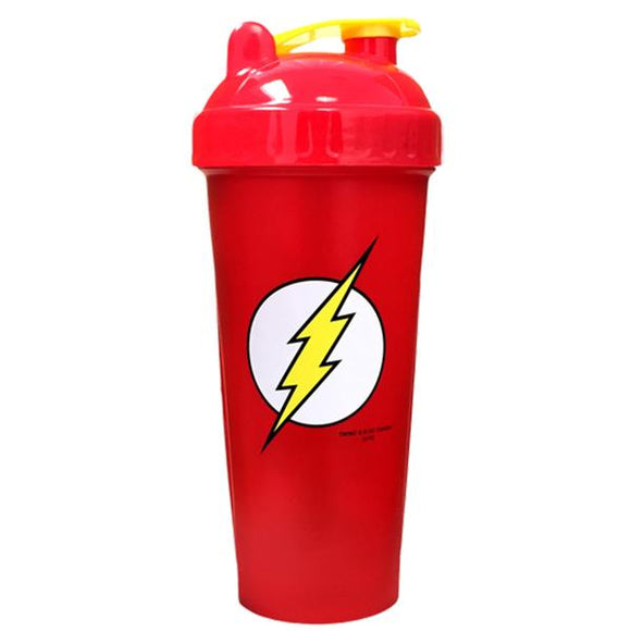 The Flash Superhero Protein Shaker Bottle