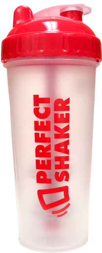 Perfect Shaker, Classic Red, 800 ml