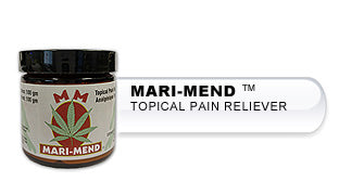 Stephen Health, Mari Mend Topical Pain Relief