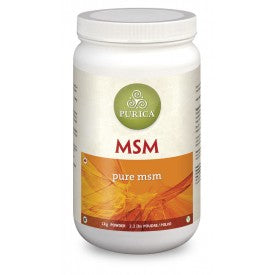 Purica, Pure MSM powder, 1kg