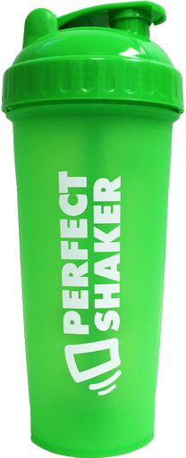 Perfect Shaker, Neon Green, 800 ml