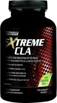 Precision, Extreme CLA with Green Tea Extract, 120sg