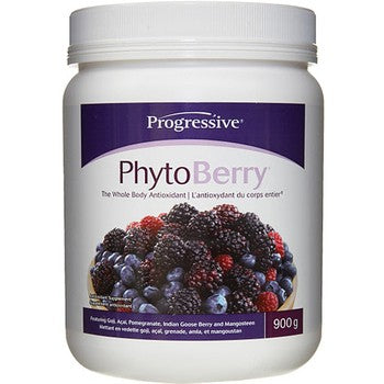 Progressive, Phytoberry, 900 grams