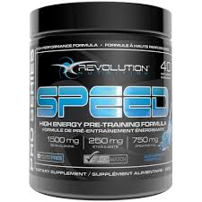 Revolution Nutrition, Speed, 280 grams