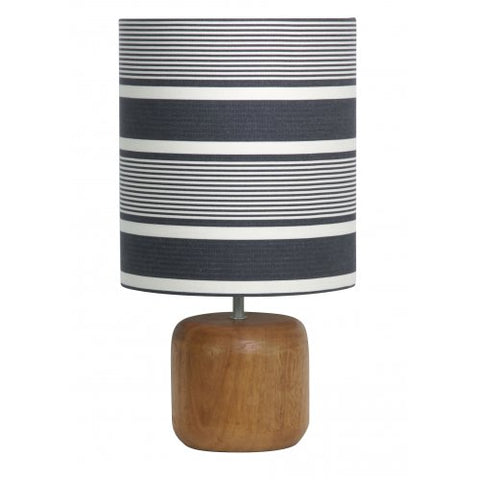 Solange Lamp Small - Natural Wood