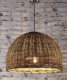 Rattan Hanging Pendant - Small or Large