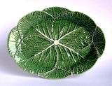 Cabbage Ware - Large Oval Platter