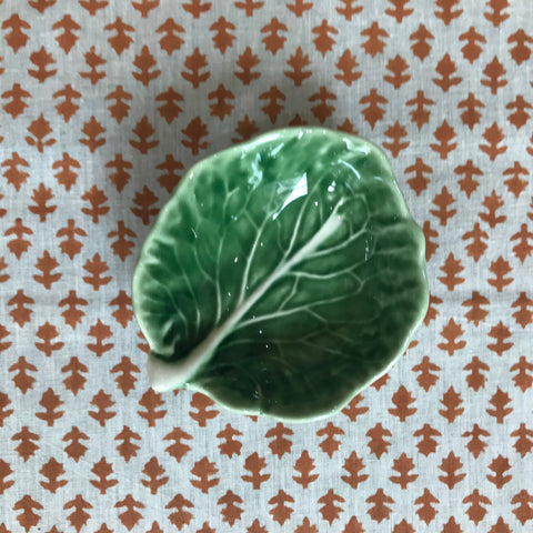 Cabbage Ware - Small Dish