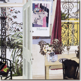 Cressida Campbell Card Pack - Margaret Olley's House