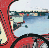 Cressida Campbell Limited Edition Box Set - Harbour