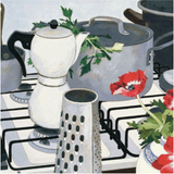 Cressida Campbell Limited Edition Box Set - Kitchen