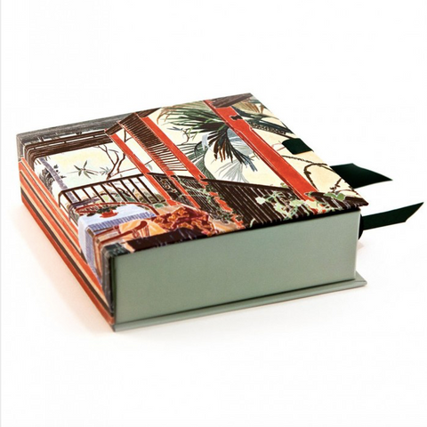 Cressida Campbell Limited Edition Box Set - Verandah