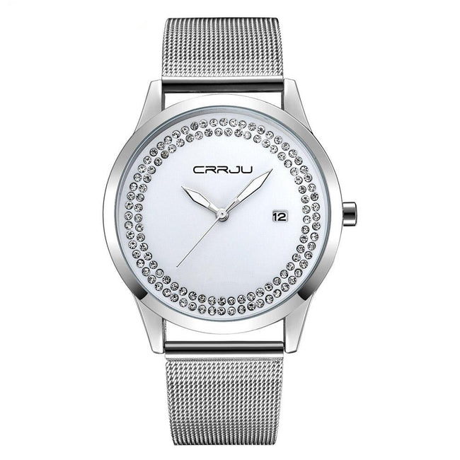 Silver Ladies Watch