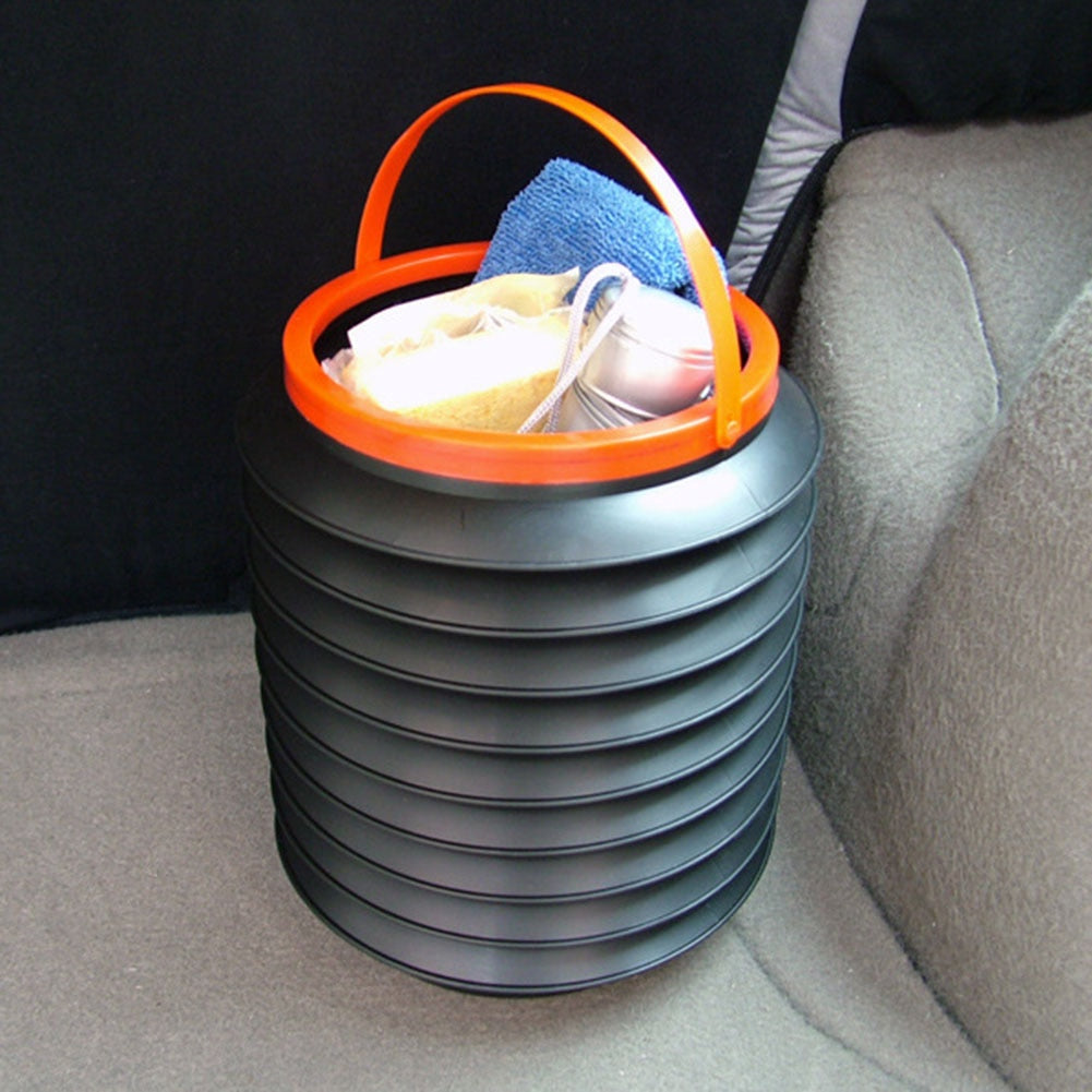 Car Bin Foldable