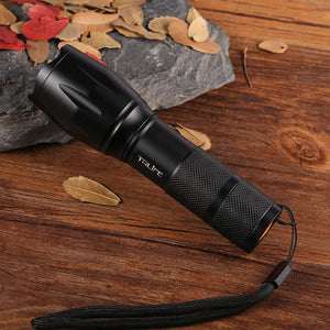 Durable Tactical Flashlight (Buy 1 Get 1)