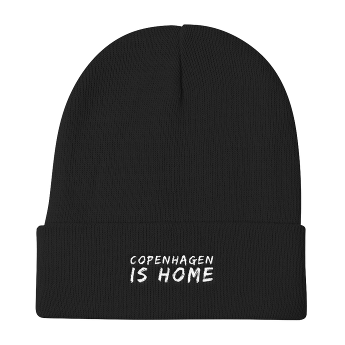 Copenhagen Is Home - Knit Beanie