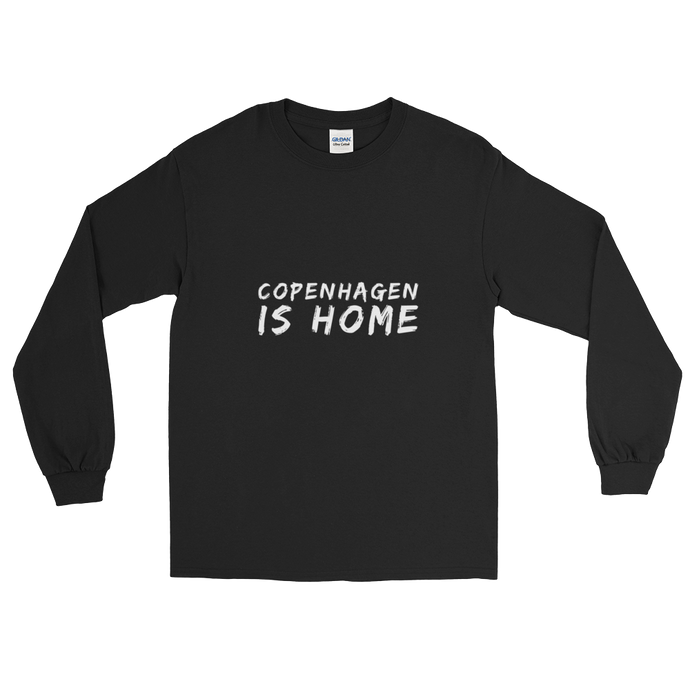 Copenhagen Is Home - Long Sleeve T-Shirt