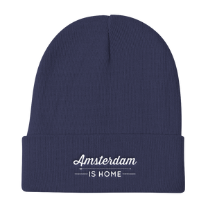 Amsterdam Is Home - Knit Beanie